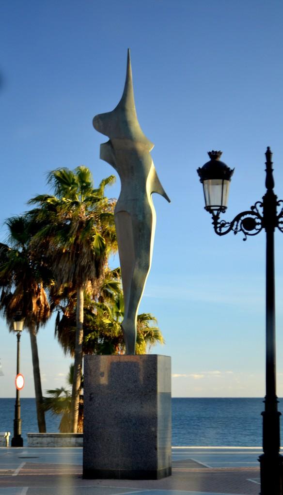 Staty i en rondell