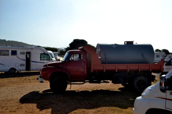 Tankbilen