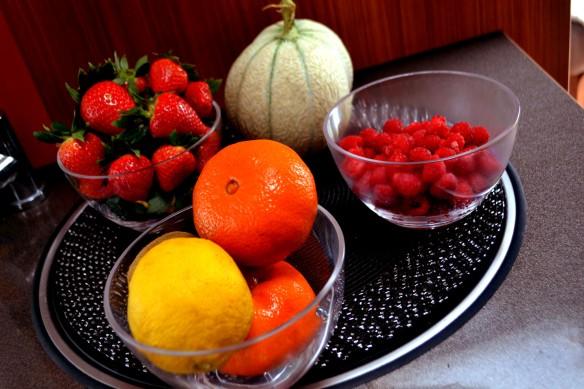 Färsk frukt