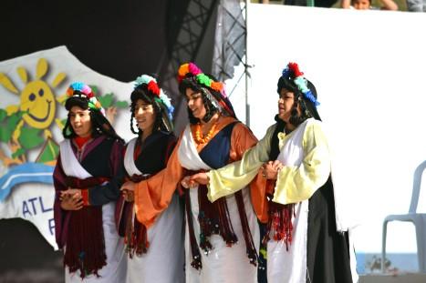 Lokala dansare