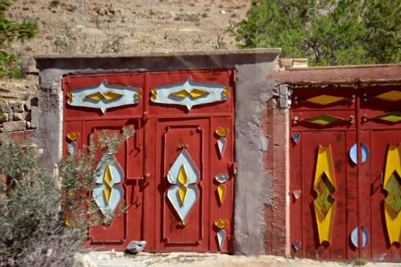 Vackra dörrar