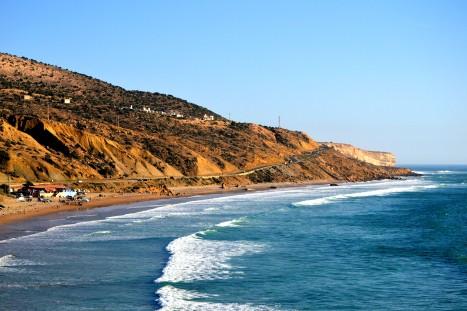 Det är någe särskilt med havet........