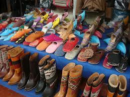 Har inte köpt skor ännu....