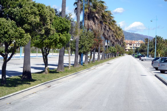 Allén i San Pedro