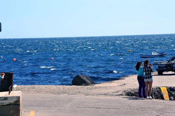 Hamnen i La Isleta