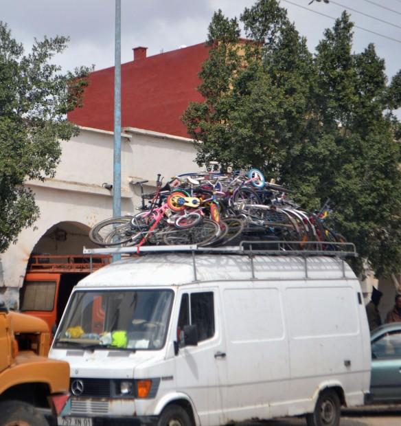 Ännu flera cyklar