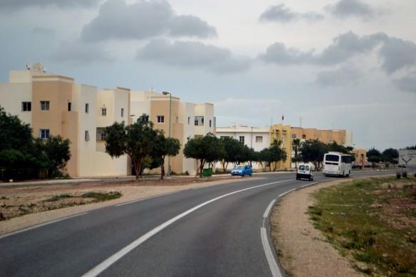 Vi närmar oss Essaouira