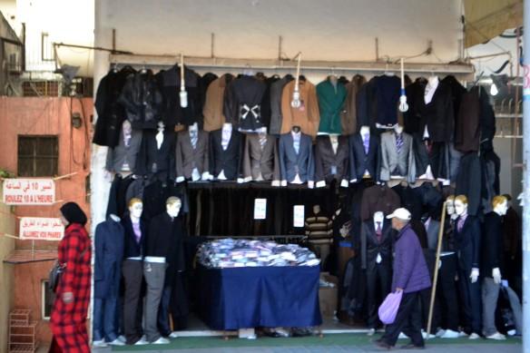 Affär i Rabat