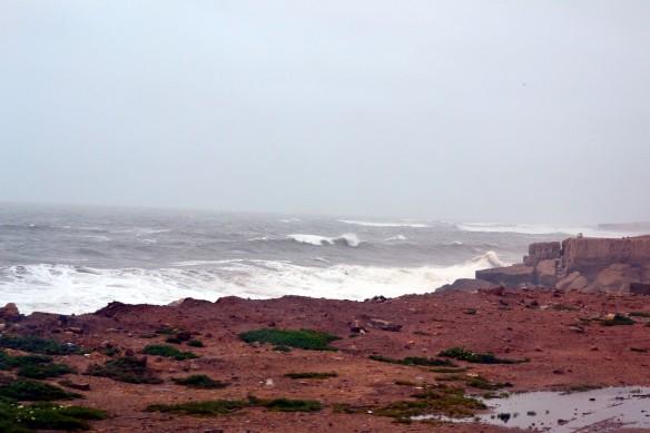Oroligt hav