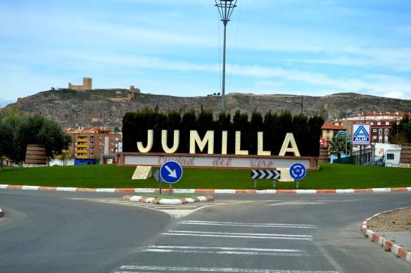 Äntligen i Jumilla