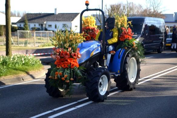 En traktor måste ju vara med