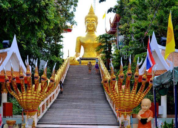 Budda + trappa2