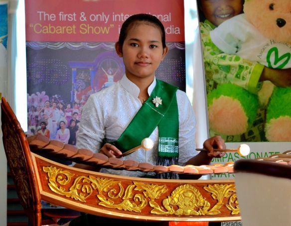 flickan med orgeln