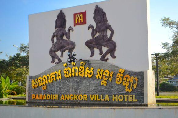 Hotellskylten