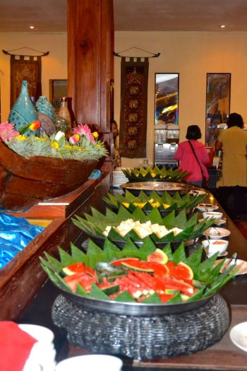 Lunch i Siam Reap