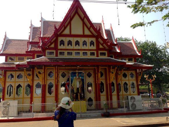 Kungens tågstation