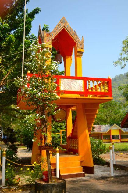 Lilla templet utanför (hundarna)