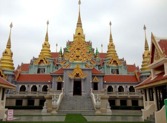 Stort Tempel