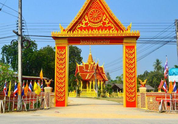Tempel portal