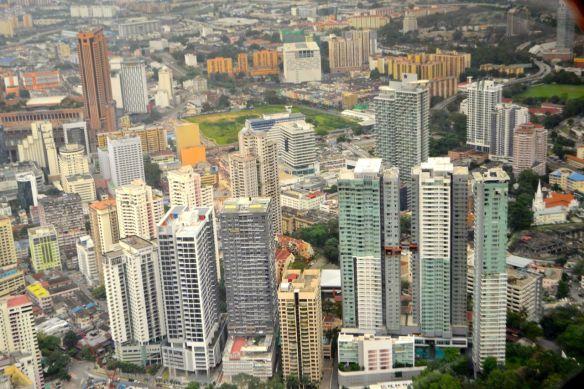 Utsikt från TV-tornet