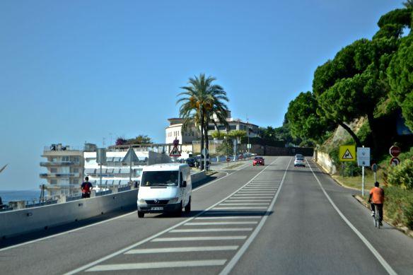 Vägen från Blanes2