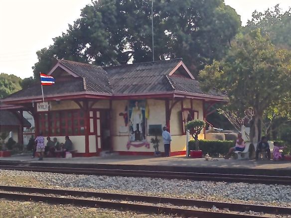 Tågstation HY