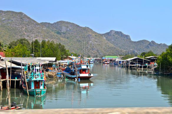 fiskehamn