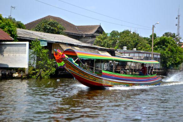 Long tail båt