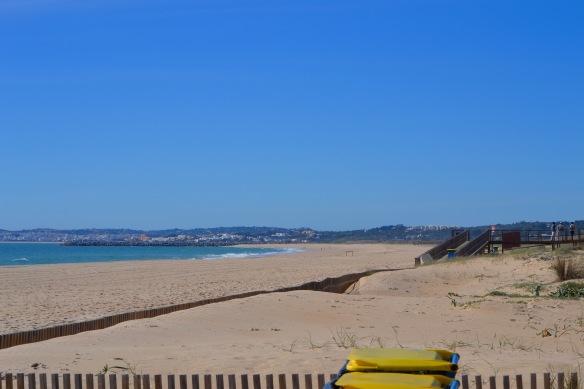 Strand i Alvor2
