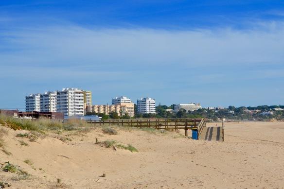 Stranden i Alvor