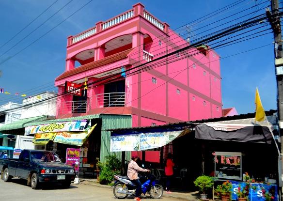 Rosa huset