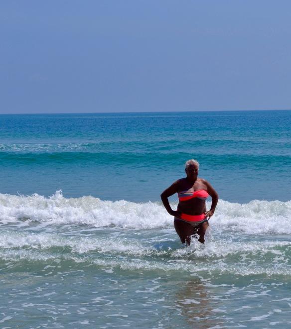 Ulla och havet