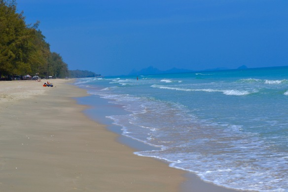 Vår strand