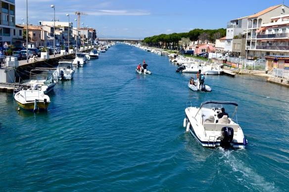 Kanalen i Corro