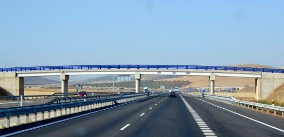 Blå bro