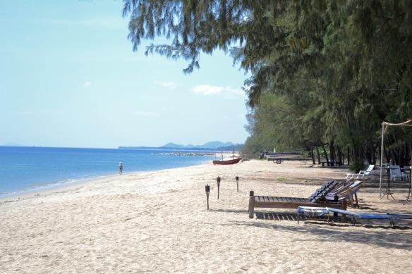 Folktom strand